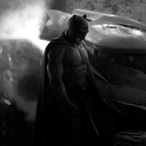 Zack Snyder Reveals Batman Costume