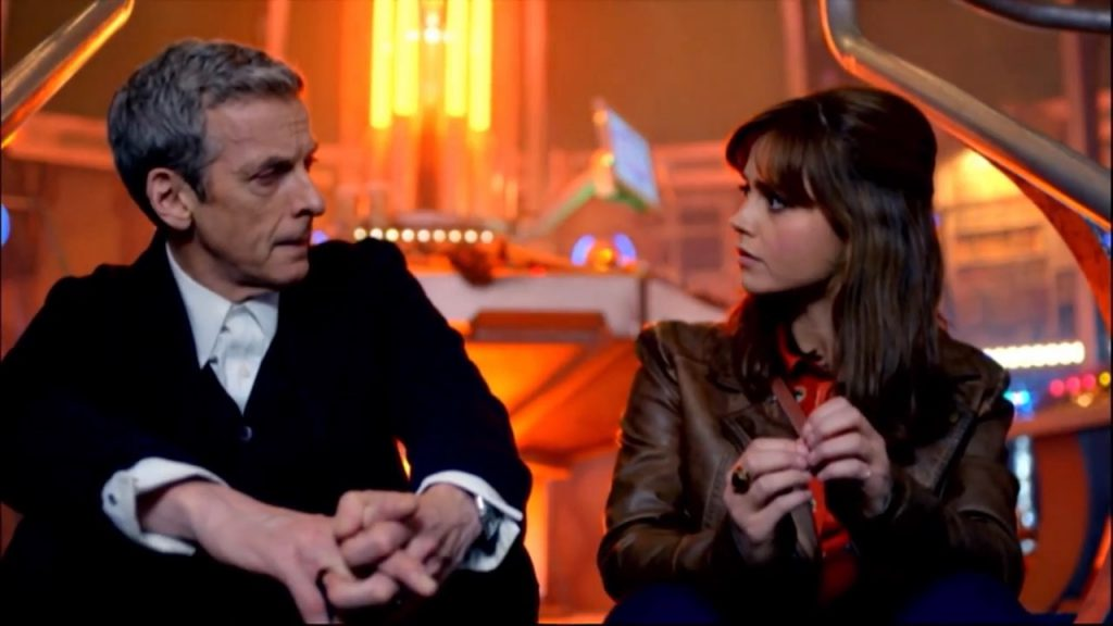 "MINUTE REVIEW: Doctor Who ""Deep Breath"""
