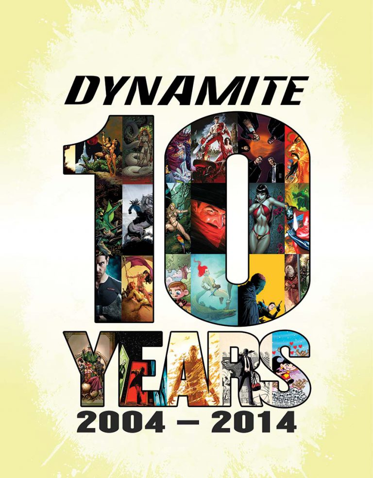 Dynamite Launches DRM-Free Digital Program