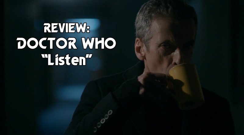 "MINUTE REVIEW: Doctor Who ""Listen"""