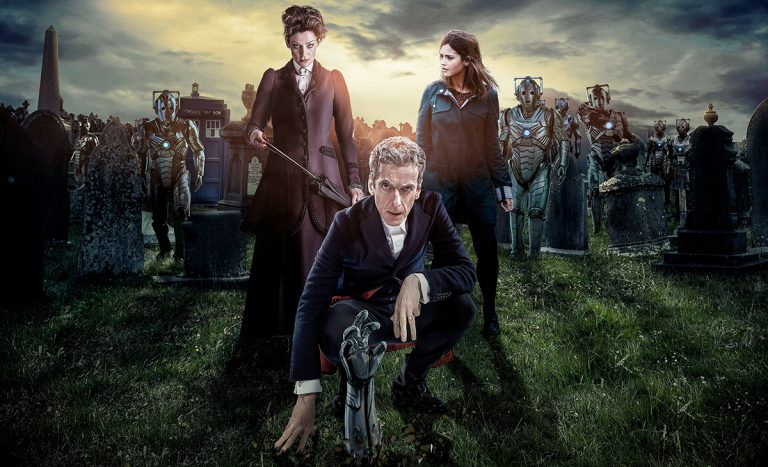 Read more about the article Doctor Who: Death in Heaven New Pictures