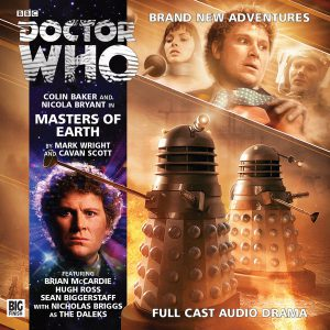 REVIEW – Doctor Who: Masters of Earth