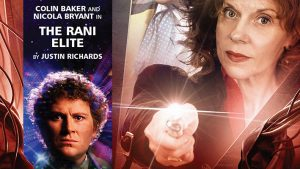 REVIEW – Doctor Who: The Rani Elite