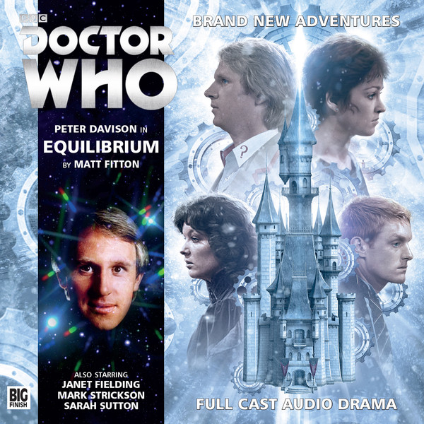 REVIEW - Doctor Who: Equilibrium (Big Finish Audio)