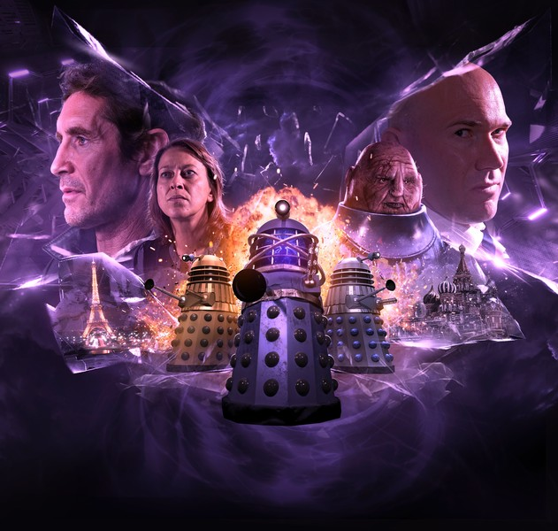REVIEW - Doctor Who: Dark Eyes 4 (Big Finish Audio)