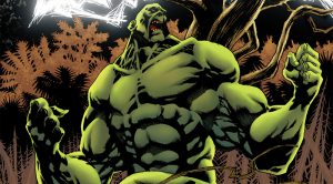 Read more about the article Convergence: Swamp Thing #1 Review