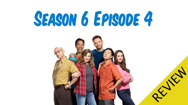 REVIEW – Community Season 6 Episode 4
