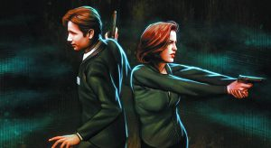 The X-Files Season 10 #1 Review