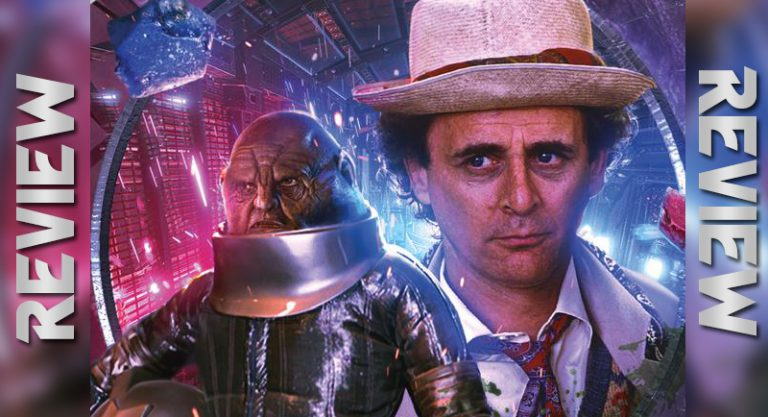 REVIEW – Doctor Who: Terror of the Sontarans