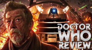 Read more about the article REVIEW – Doctor Who: The War Doctor Vol. 1