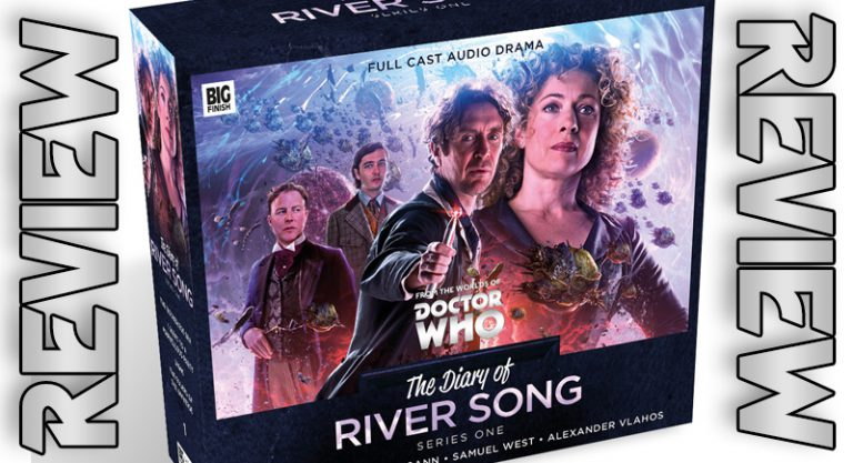 REVIEW – Doctor Who: The Diary of River Song Vol. 1