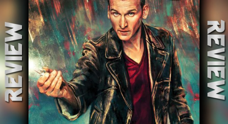 REVIEW - Doctor Who: The Ninth Doctor (Titan Mini Series)