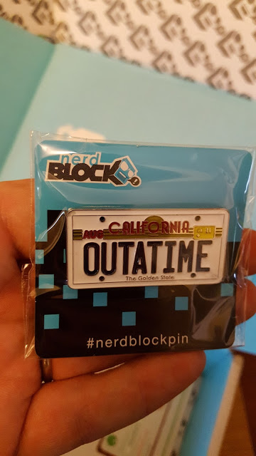 REVIEW - Nerd Block: May 2016 (Classic Block)