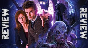 Read more about the article REVIEW – Doctor Who: The Tenth Doctor Adventures Vol. 1