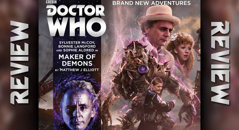 Doctor Who: Maker of Demons Review