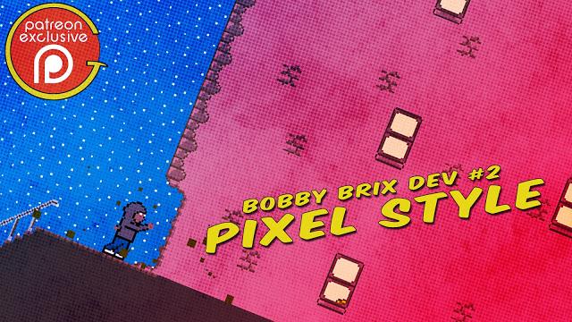 Patreon Exclusive Video - Pixel Style