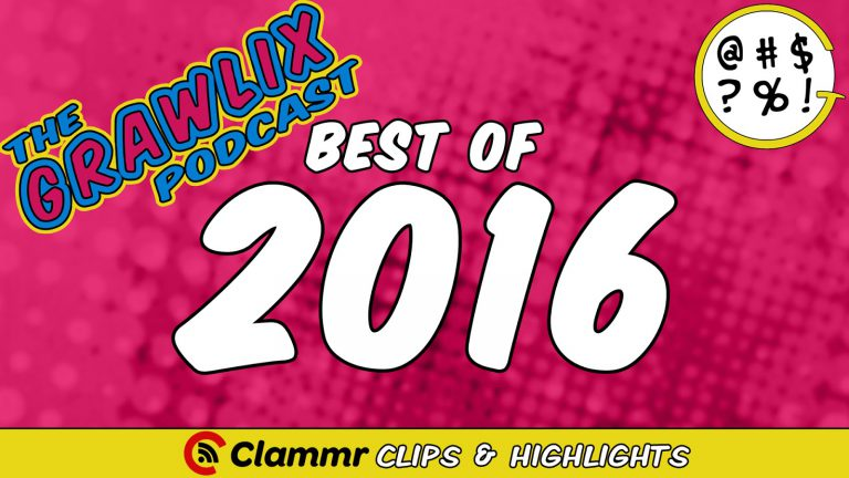 Best of 2016 – Podcast Highlights