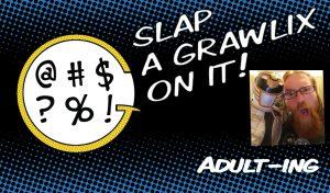 Slap a Grawlix On It: The DMV?