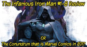 Read more about the article Backlog Blast: The Infamous Iron Man #1-8 (Marvel Comics)