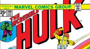 Read more about the article Igniferous Tales From: Incredible Hulk #190