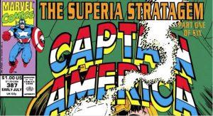 Igniferous Tales: Captain America 387