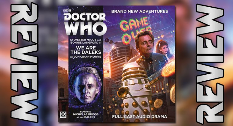 Doctor Who: We Are The Daleks Review