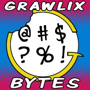 Grawlix Bytes #8: Dive into the DC with Robert Cast