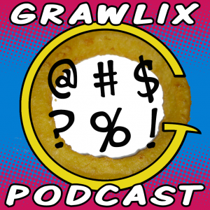 The Grawlix Podcast #12: The Dredd Lip