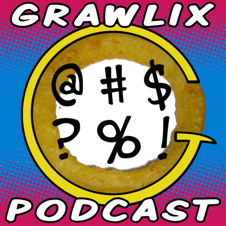 The Grawlix Podcast #12: The Dredd Lip