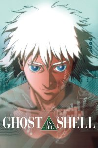 "Poster for the movie ""Ghost in the Shell"""