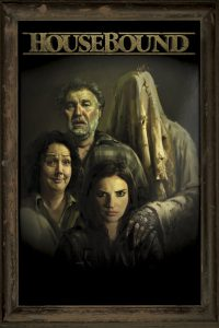 "Poster for the movie ""Housebound"""