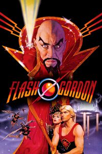 "Poster for the movie ""Flash Gordon"""