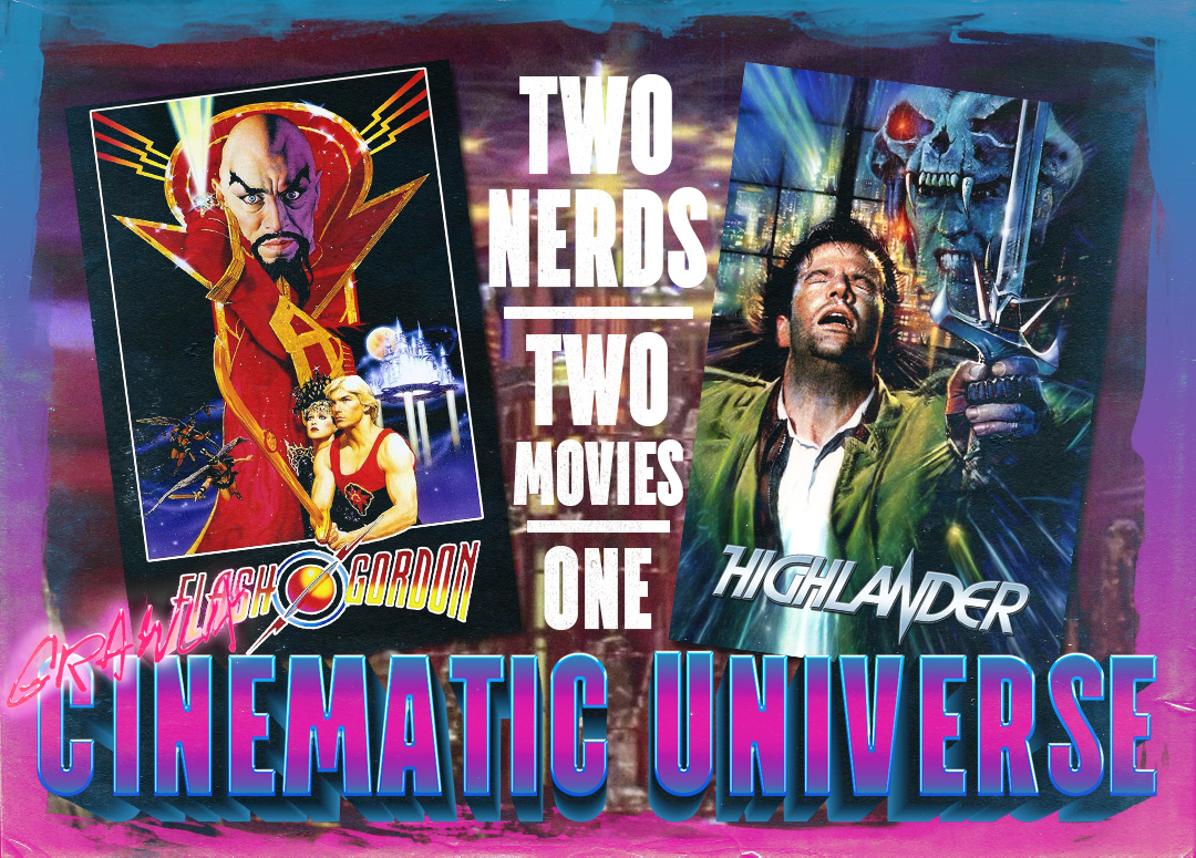 GCU 2 Double Feature Poster