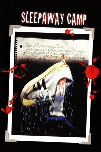 "Poster for the movie ""Sleepaway Camp"""