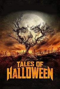 "Poster for the movie ""Tales of Halloween"""