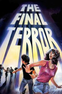 "Poster for the movie ""The Final Terror"""