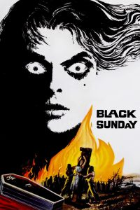 "Poster for the movie ""Black Sunday"""