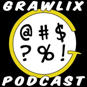 Grawlix Podcast Logo No Background