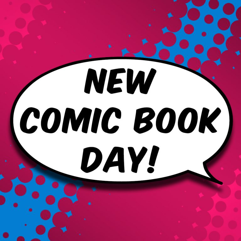 New Comic Book Release List – September 25, 2019