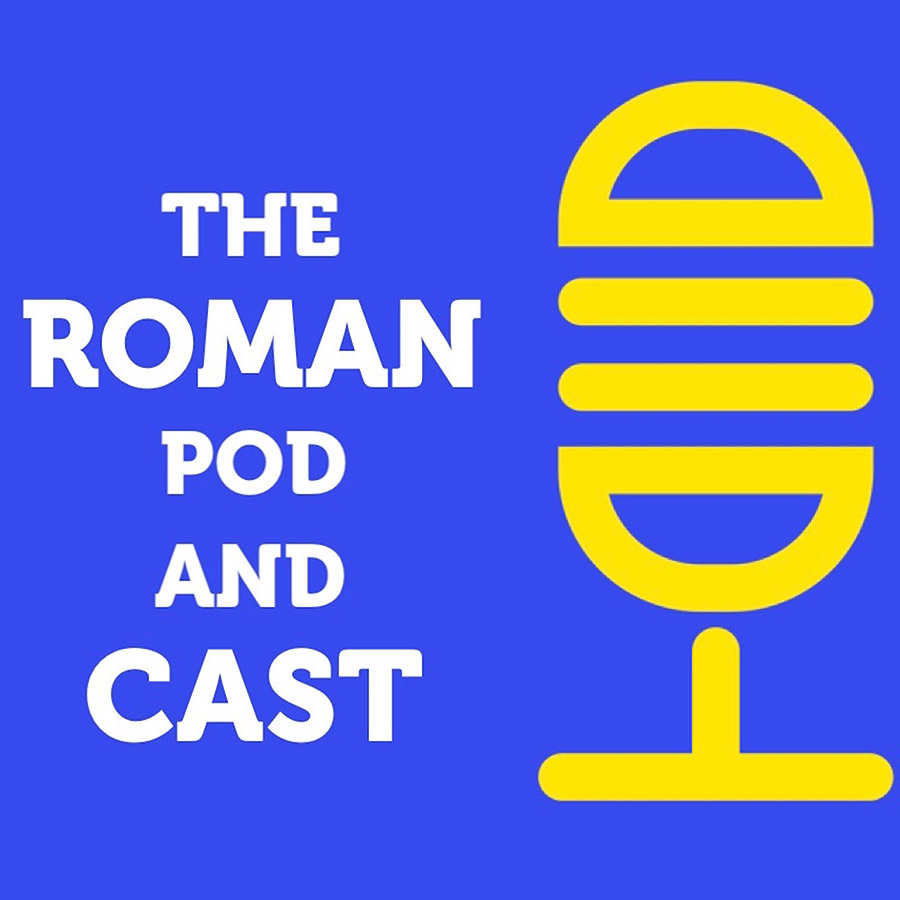 Randy on Roman Pod and Cast's 100th episode!