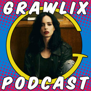 Grawlix Podcast Jessica Jones