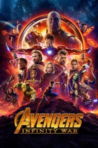 "Poster for the movie ""Avengers: Infinity War"""