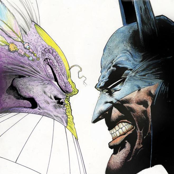 Sam Kieth Returns to The Maxx... with Batman!