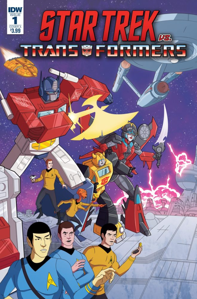 Star Trek Transformers 1