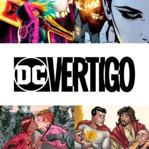 DC Announces Line-Wide Vertigo Relaunch