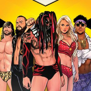 BOOM! Studios and WWE Announce WWE: NXT TAKEOVER Weekly Series