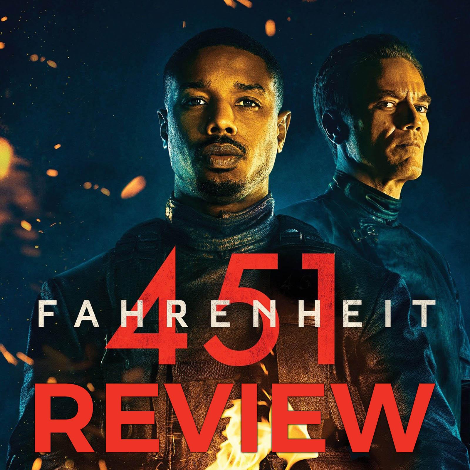 Fahrenheit 451 (2018) Review