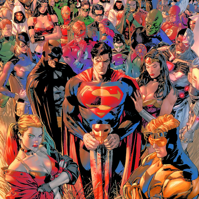 DC Reveals Tom King and Clay Mann's Secret Project