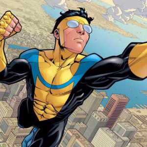 Robert Kirkman's Invincible Gets Amazon Animated Series