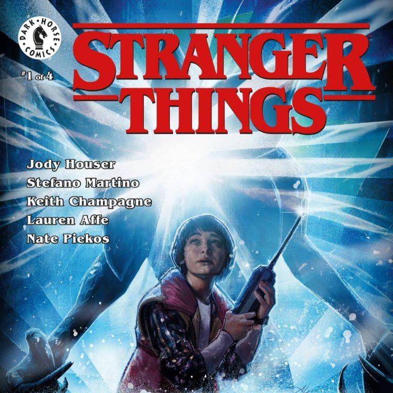 Stranger Things Comics Coming To Dark Horse